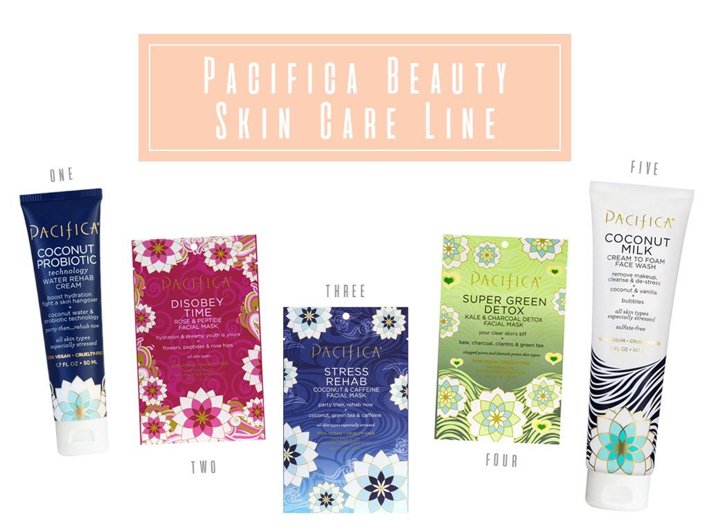 Pacifica Beauty - vegan, cruelty free skin care products