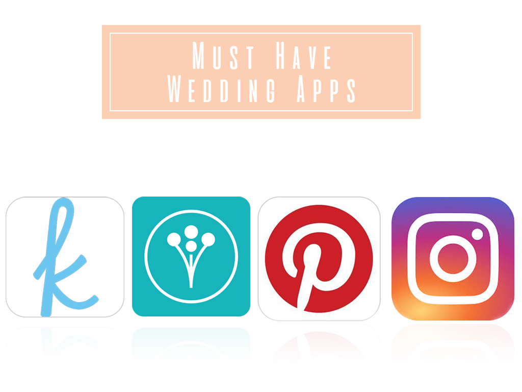 must have wedding apps