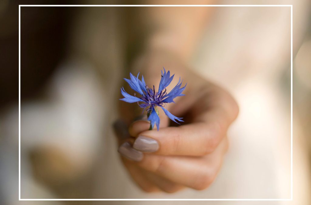Something blue ideas for your wedding