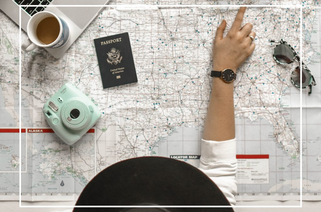 What To Pack For A Road Trip Honeymoon